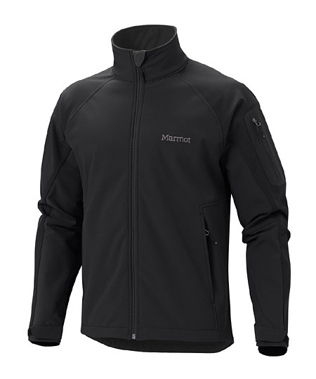 Marmot Gravity Soft Shell Jacket Men's (Black)