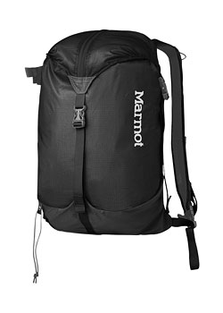 Marmot Kompressor Backpack (Black)