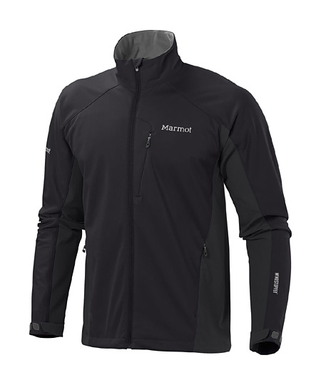 Marmot Leadville Softshell Jacket Men's (Black)