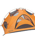 Marmot Limelight 3 Person Outdoor Tent (Pale Pumpkin / Terra Cotta)