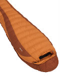 Marmot Never Summer 0F Down Sleeping Bag Long (Bonfire / Sauce)