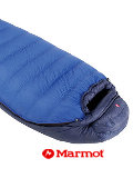 Marmot Pinnacle 15F Backpacking Sleeping Bag Regular (Electric Blue)
