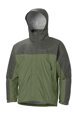 Marmot Precip Jacket Men's (Hedge / Dark Cedar )