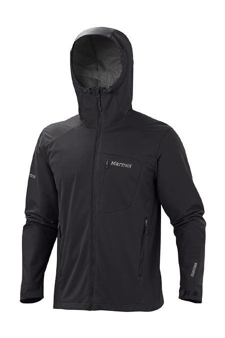 Marmot Rom Soft Shell Jacket Men's (Black)