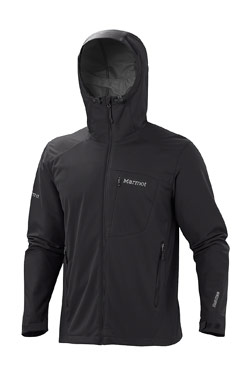 Marmot Rom Soft Shell Jacket Men's (Black)