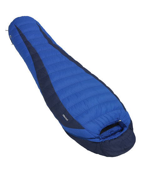Marmot Sawtooth Down Sleeping Bag Regular (Electric / Tempest)