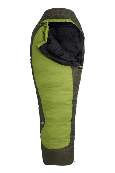 Marmot Trestles 30 Sleeping Bag (Hemlock / Dark Cedar)