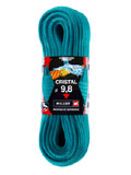 Millet Cristal Dynamic Climbing Rope 9.8 mm (Turquoise)