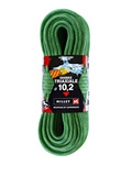 Millet Diamax Triaxiale Dynamic Climbing Rope 10.2 mm (Vert)