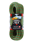 Millet Diamond Triaxiale Dynamic Climbing Rope 10.4 mm (Vert)