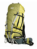 Millet Odyssee 50 / 10 LD Women's Backpack (Green Moss / Macaw Green)