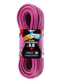 Millet Silver Triaxiale Climbing Rope 9.8 mm (Fuchsia)