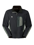 Mountain Hardwear Alchemy Jacket Men's (Black / Titanium)