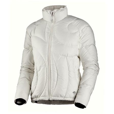 Mountain Hardwear Downtown Jacket Women's (White)