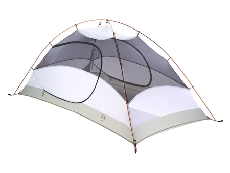 Mountain Hardwear Drifter 2 Two Person Tent (Green / Gray)