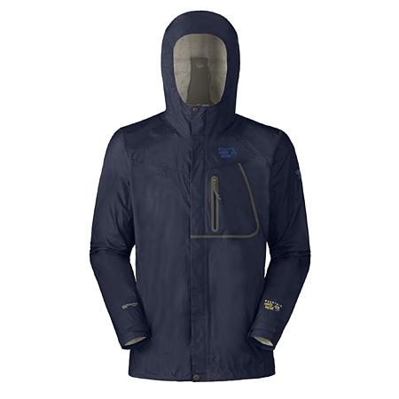 Mountain Hardwear Epic Jacket Men's (Sapphire)
