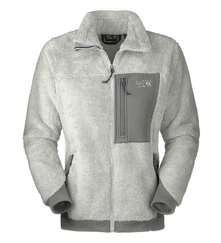 Mountain Hardwear Monkey Woman Jacket Women's (Cool Grey / Stain