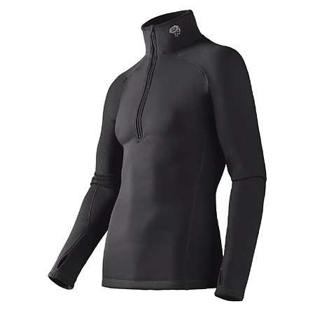 Mountain Hardwear Power Stretch Zip Men's (Black)