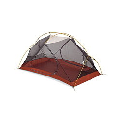 MSR Hubba Hubba Tent (Red / Yellow)