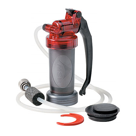MSR Miniworks EX Water Purifier (MiniWorks EX)