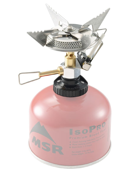 MSR SuperFly with Autostart Backpacking Stove (SuperFly w/ Autos