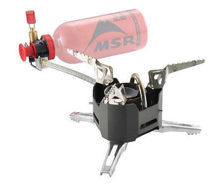 MSR XGK EX Backpacking Stove (XGK EX)