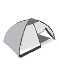 NEMO Andi Two Person Tent Windshield