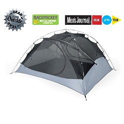Nemo Losi Three Person All Season Tent 2010 (Gray)