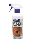 Nikwax Tent and Gear Solar Proof Treatment (10 fl. oz.)