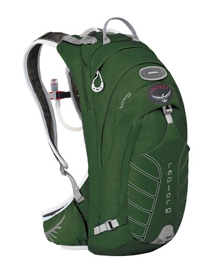 Osprey Raptor 10 Hydration Pack (Spruce Green)