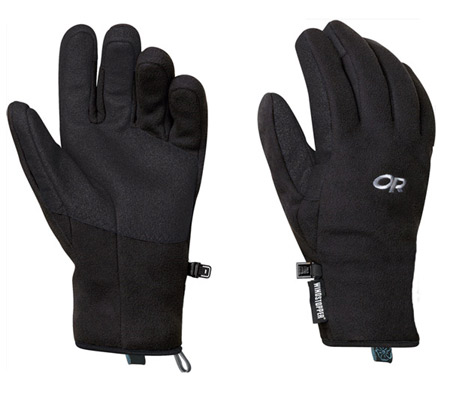 Outdoor Research Gripper Gloves Women's (Black)
