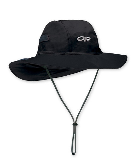 Outdoor Research Seattle Sombrero (Black)
