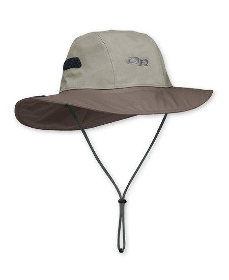 Outdoor Research Seattle Sombrero (Khaki / Java)