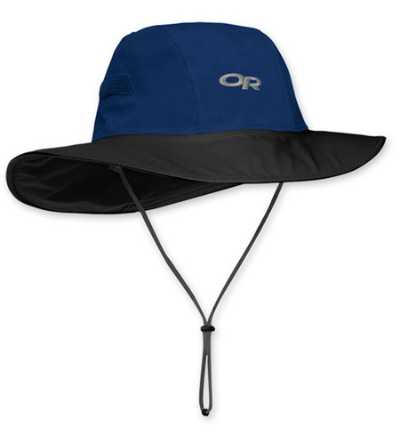 Outdoor Research Seattle Sombrero (Abyss / Black)
