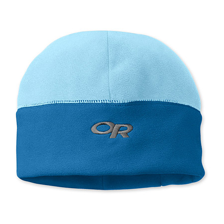 Outdoor Research Wintertrek Hat Men's (Crystal / Bluejay)