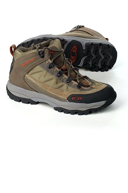 Salomon Expert Mid Hiking Boots Women s at NorwaySports.com Archive 51b427766490