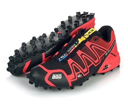 Salomon Fellcross Racing Shoe (Black / Red)