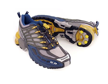 the best attitude 0678e 44c39 Salomon GCS Pro Trail Running Shoes Men s (Mid Grey   Fjord)