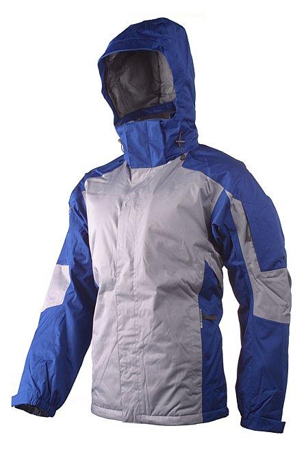 Salomon Preface Optima Jacket Pewter/Blue