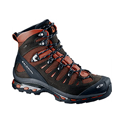 Salomon Quest 4D GORE-TEX Hiking Boots Men's (Oxide-X / Absolute