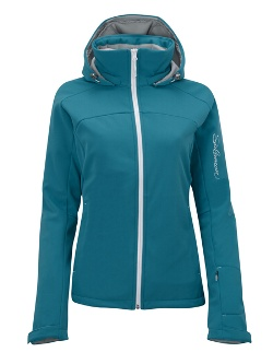 Salomon Snowtrip III 3-in-1 Ski Jacket Women's (Dark Bay Blue / White)