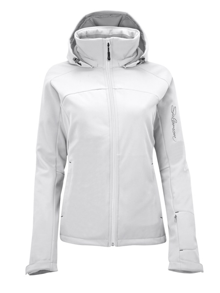 Salomon Snowtrip III 3-in-1 Jacket Women's (White / Cerise)