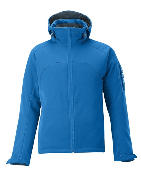 Salomon Snowtrip III 3-in-1 Jacket Men's (Vibrant Blue-X / Black