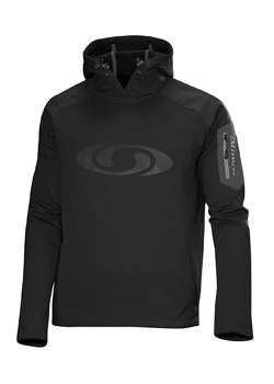 Salomon Spirit Hoody Men's (Black)