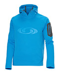 Salomon Spirit Hoody Men's (Electric Blue)