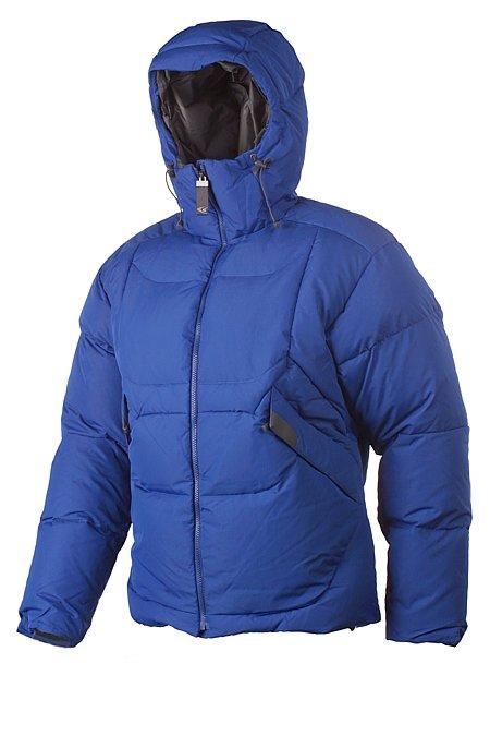 Salomon Teneighty down Jacket Blue