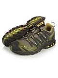 Salomon XA Pro 3D Ultra 2 GORE-TEX Trail Shoes Men's (Olive-X / Black / Moss)