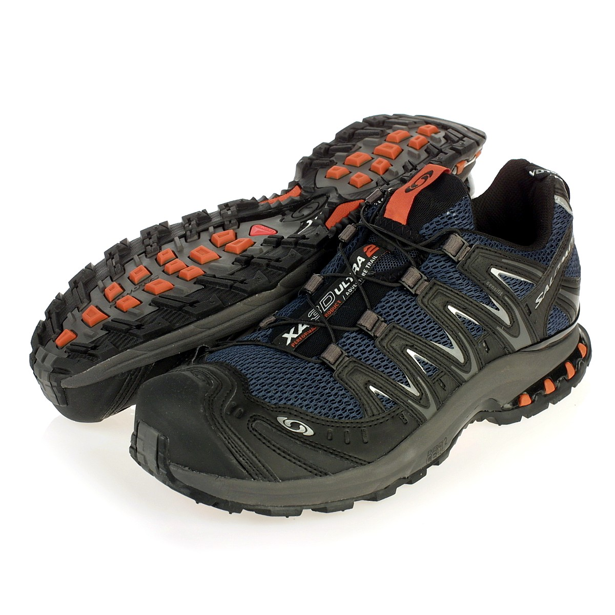 2 Shoes Salomon Men's Pro 3d Trail Ultra Wide Running At Xa XZiPukO