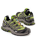 Salomon XA Pro 3D XCR Waterproof Shoes Women's (Grass / Detroid)