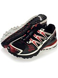 Salomon XR Crossmax Neutral Trail Running Shoes Men's (Black / Cane / Bright Red)